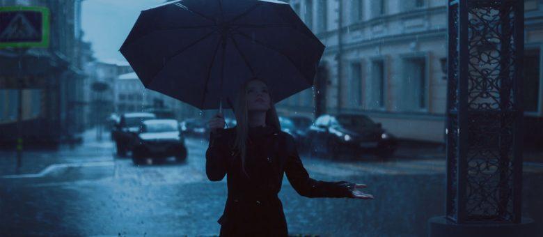 la lluvia quita el estrés